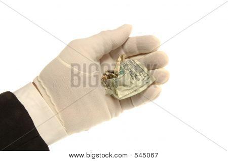 Hand & Money