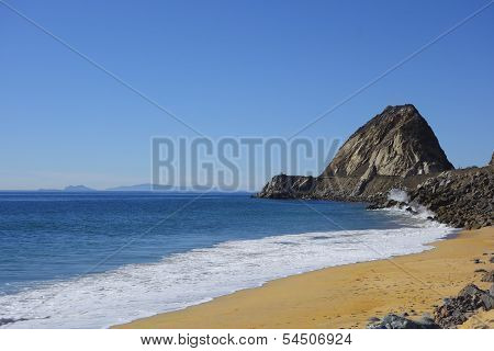 Channel Islands And Point Mugu