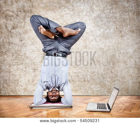 Funny Business Yoga