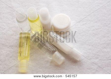 Shower Shampoo Body Lotion Ii