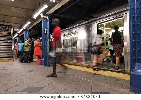 New York City Subway
