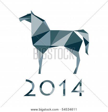 Horse Polygon