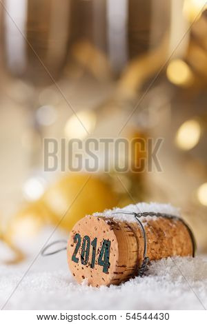 New Year's Concept