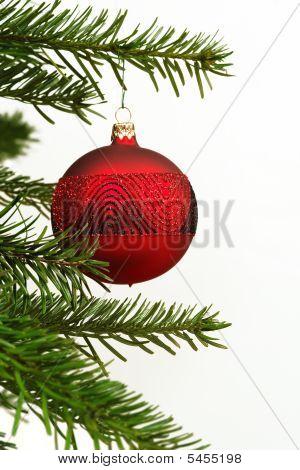 Hanging Christmas Ball