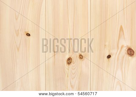 Pine floorboards background
