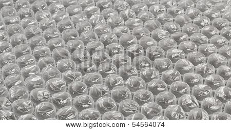 Bubble Wrap Background