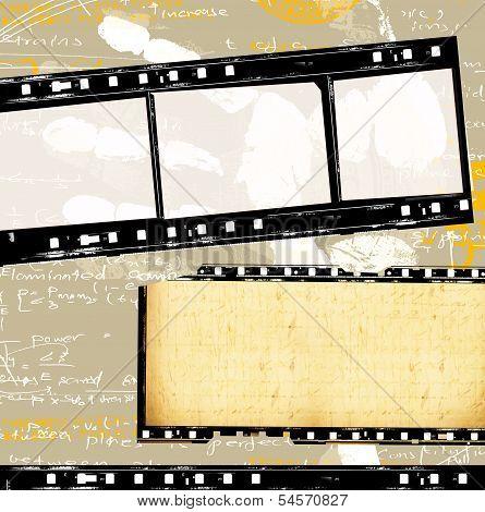 Old Film 35mm