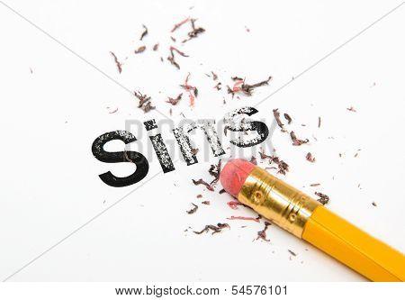 Erasing Sins