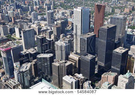 Toronto center.