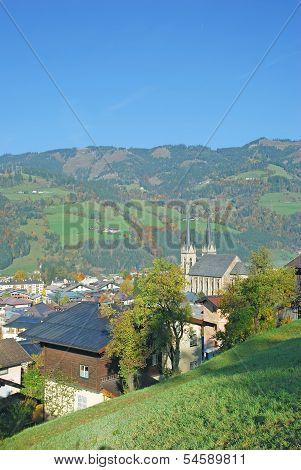 St.Johann im Pongau,Salzburger Land,Austria
