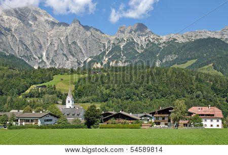Leogang,Salzburger Land,Austria