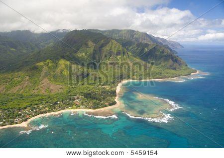 Kauai Aerial View