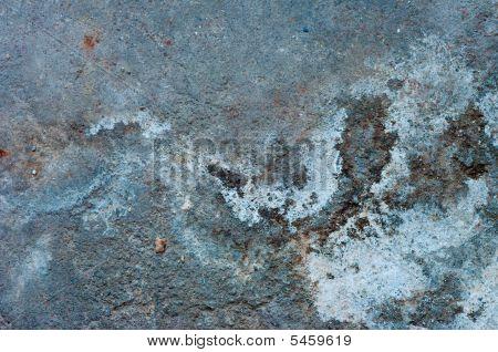 Water Dagamed Floor