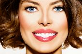 picture of oral  - Healthy Smile - JPG