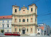 ������, ������: Trinitarian Church 1717 Bratislava Slovakia