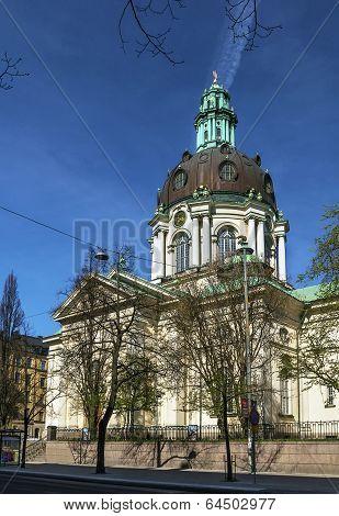 Gustav Vasa Church, Stockholm
