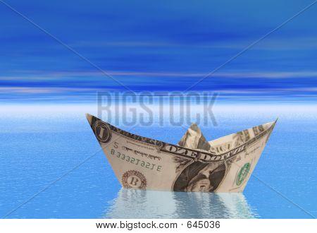 Dollar Boat