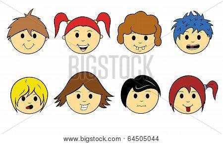 Kid Faces