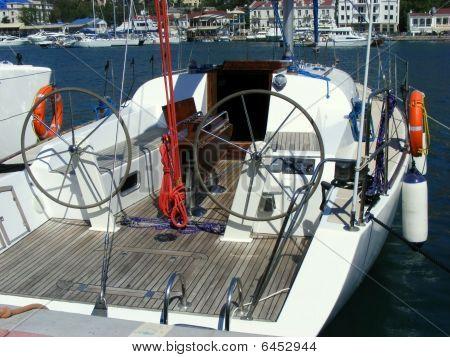Marine Yacht