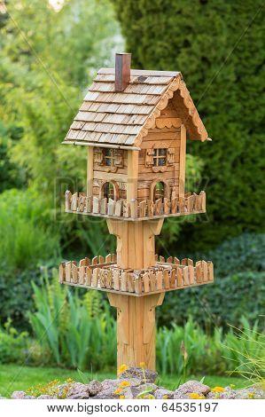 Homemade Birdfeeder