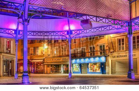 Place Billard- Chartres, France