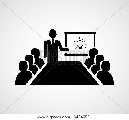 Presenting Idea