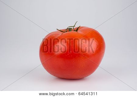 Fresh Whole Ripe Tomato