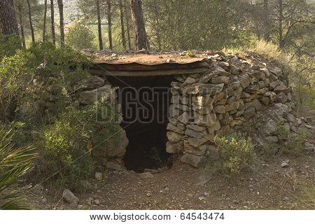 Refugio de piedras 2