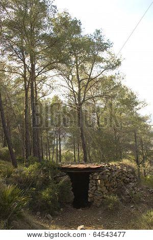 Refugio de piedras 1