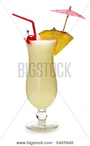 Cocktail de Pina Colada