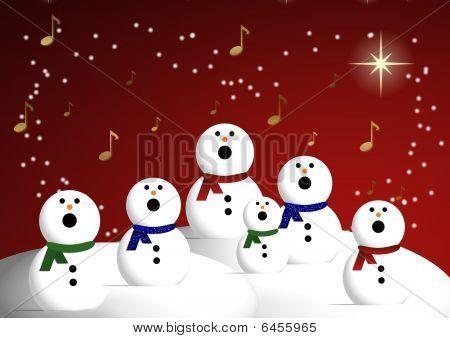 Snowman Choir