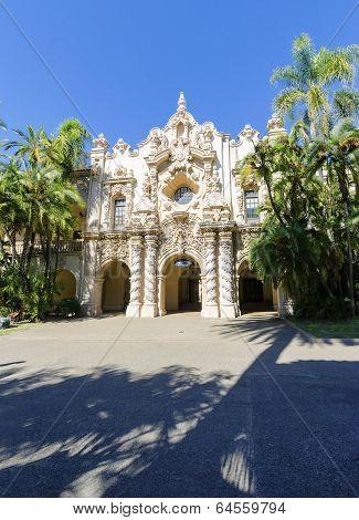Casa Del Prado, Balboa Park