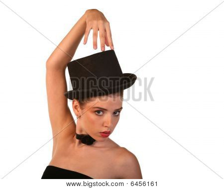 Female Tophat Pose