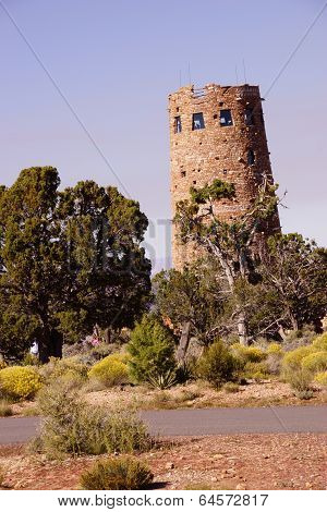 Watchtower Of Local Stones