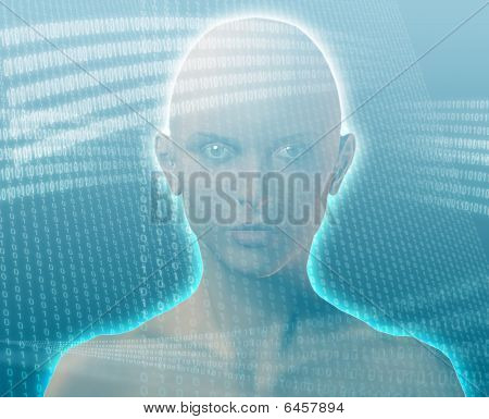 Digital Woman