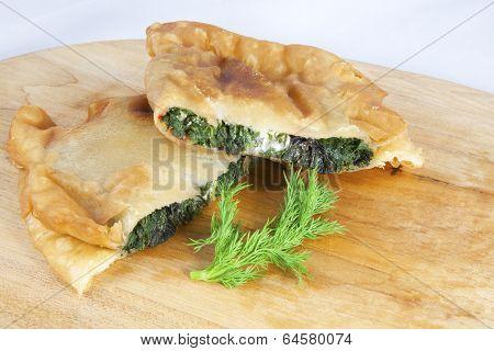 Mediterranean Hand Pie