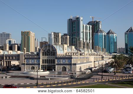 Central Souq In Sharjah City