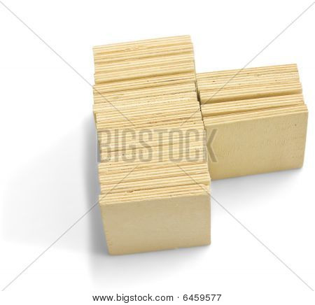 Wooden Blank Puzzle
