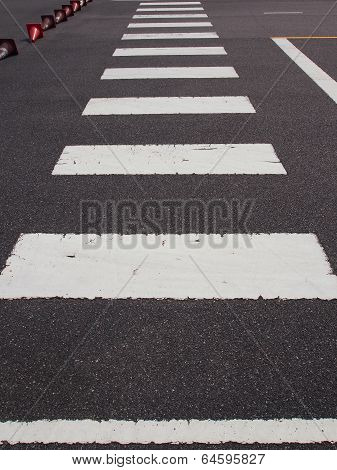 Crosswalk to nowhere