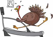 Treadmill turkey