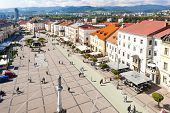 picture of banska  - SNP Square - JPG