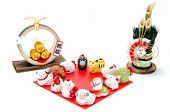 picture of figurines  - Figurines of the zodiac and New Year - JPG