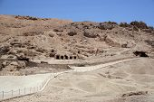 picture of hatshepsut  - Hatshepsut temple at west bank of Luxor - JPG