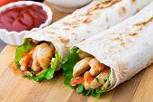 picture of kebab  - Chicken kebab  - JPG