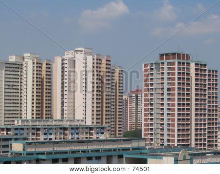 Residential Skyline