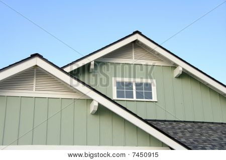 Roof Top Eaves