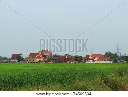 place of worship for wat sena nimit