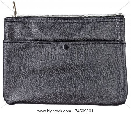 Document Case Isolated On White Background