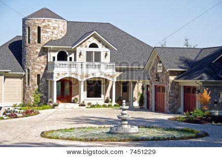 Upscale Luxury Home