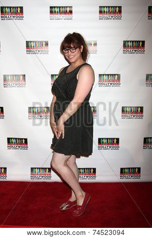 LOS ANGELES - SEP 20:  Stephanie Pressman at the Hollywood Red Carpet School at Secret Rose Theater on September 20, 2014 in Los Angeles, CA
